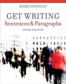 Get Writing: Sentences And Paragraphs  3rd Edition