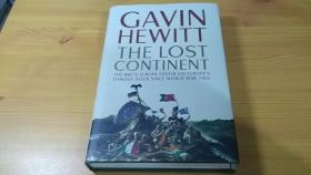 GAVIN  HEWITT  THE LOST CONTINENT