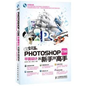 中文版Photoshop CS6平面设计从新手到高手
