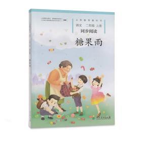 (配统编版教材·人教)义务教育课程标准实验教科书·糖果雨:语文同步阅读(二年级上册)