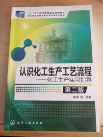 认识化工生产工艺流程--化工生产实习指导(第二版)