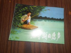 北京小学生连环画(东平湖的鸟声)