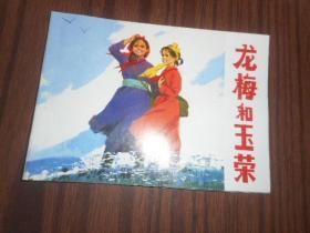 北京小学生连环画:龙梅和玉荣