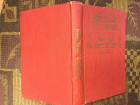 Uncle Arthurs Bedtime Stories (First Series) (Volumes 1-4) 亚瑟叔叔的睡前故事(第一辑一至四卷),布面精装合订本,含精美插图