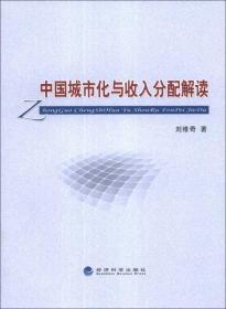 中国城市化与收入分配解读
