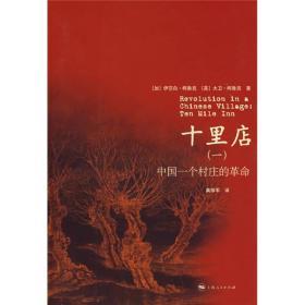十里店:中国一个村庄的革命(一)(二)两册全  自藏品好 包快递