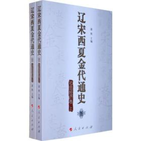 辽宋西夏金代通史叁  社会经济卷(上下)(J)
