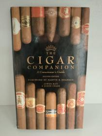 雪茄鉴赏全指南 The Cigar Companion A Connoisseurs Guide (Second Edition) 英文原版书