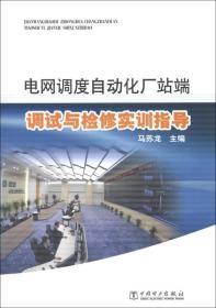 電網調度自動化廠站端調試與檢修實訓指導