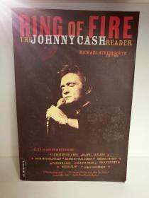 约翰尼·卡什 Ring of Fire: The Johnny Cash Reader (歌手) 英文原版书
