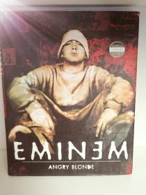 痞子阿姆 Angry Blonde Eminem (歌手) 英文原版书