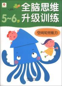 空间知觉能力 幼儿图书 早教书 智力开发 儿童书籍 北京小红花图书工作室 编