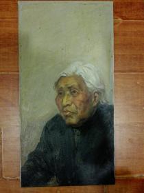 黄世华油画