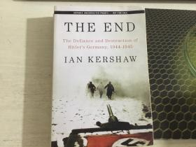 THE END IAN KERSHAW结束(英文,原版)