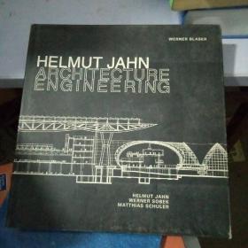 Helmut Jahn - Architecture Engineering: Helmut J [精装]