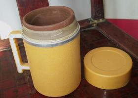 八九十年代紫砂杯