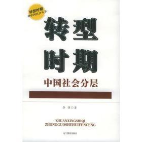转型时期中国社会分层