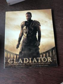 Gladiator: The Making of the Ridley Scott Epic [平裝]