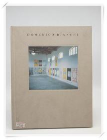 水彩绘画艺术Domenico Bianchi: Acquarelli进口意大利语原版艺术书