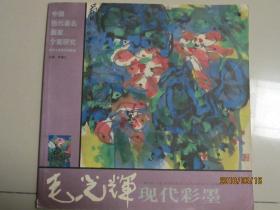 中国当代著名画家个案研究   毛光辉  现代彩墨