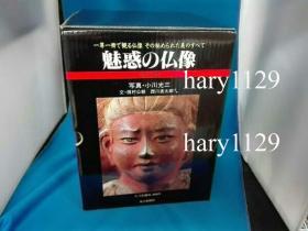 魅惑的佛像   全20册  魅惑の仏像  附纸箱 现货包快递