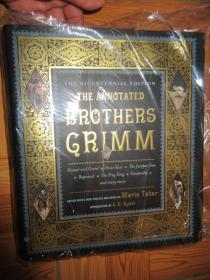 The Annotated Brothers Grimm     (外文原版)  【详见图】   全新未开封