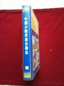 中国少数民族乐器志(硬精装)