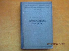 数学静力学 (精装英文原版书)