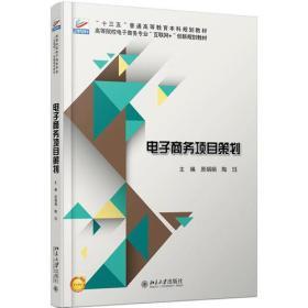 电子商务项目策划