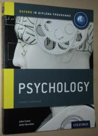 英文原版书 IB Psychology: Course Book: Oxford IB Diploma Program by John Crane (Author), Jette Hannibal (Author)