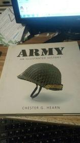 ARMY AN ILLUSTRATED HISTORY 军队 有插图的历史