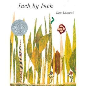 Inch by Inch (by Leo Lionni) 一寸虫 1961年凯迪克银奖绘本(平装)