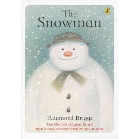 The Snowman [Paperback] 雪人(英国版,平装 295*208mm)