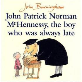 John Patrick Norman McHennessy 迟到大王