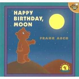 Happy Birthday Moon  月亮,生日快乐 英文原版