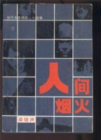 人间烟火 (当代名家精品.小说卷)