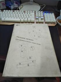 PACKAGE DESIGN JPDA MEMBER`S WORKS TODAY2008 日本包装设计协会会员作品集 原版书