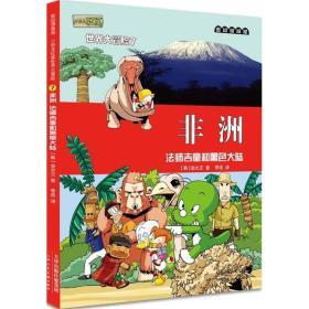 非洲 专著 法师吉童和黑色大陆 (韩)金水正著 季成译 fei zhou