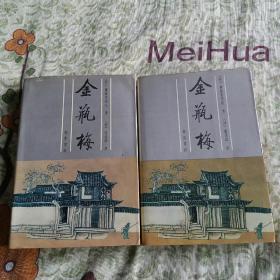 张竹坡批评第一奇书、金瓶梅(全二册、齐鲁书社、1991年二版3印、印数3万册)