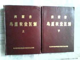 内蒙古乌盟农业区划(上下)