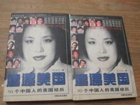 遭遇美国:陈燕妮采访录:50个中国人的美国经历 (上下册)