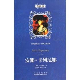 【非二手 按此标题为准】全译本:安娜·卡列尼娜