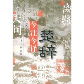 楚辞今注今译