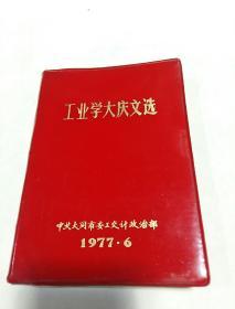 工业学大庆文选