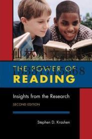 【包邮】The Power of Reading: Insights from the Research  2nd Edition
