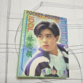 明星卡片偶像珍藏集【林志颖】10张一套