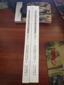 北京市网络体系建设发展报告    2014 上下