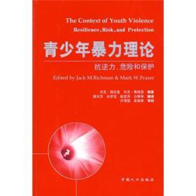 青少年暴力理论:抗逆力、危险和保护
