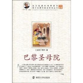 巴黎圣母院 青少年课外阅读中外名著系列 冯雪松译 南京大学出版
