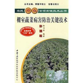 农民增收百项关键技术丛书--棚室蔬菜病害防治关键技术(彩插版)